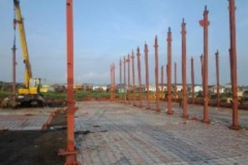 Строительство детсада возобновили в таймырском поселке Караул