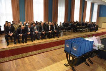"""55 горняков ЗФ """"Норникеля"""" получили сегодня награды к профессиональному празднику"""