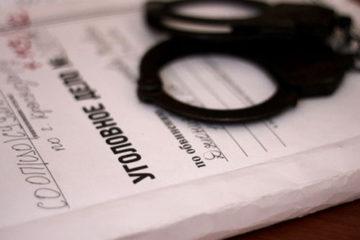 Подозреваемого в серии имущественных преступлений задержали в Норильске