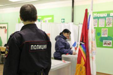 Норильские полицейские с четверга приступят к круглосуточной охране бюллетеней для голосования на выборах депутата Горсовета