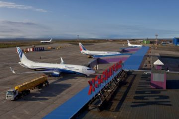 Пятерых иностранцев с поддельными документами задержали в норильском аэропорту