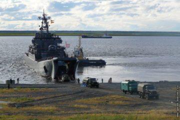 Дудинской молодежи расскажут о военной службе по контракту на кораблях Северного флота