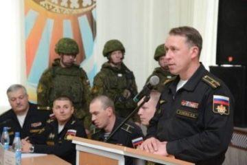 Таймырской молодежи рассказали о службе на Северном флоте РФ