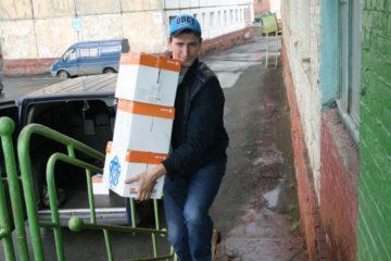 """Молодые специалисты """"Норникеля"""" поддержали акцию """"Помоги пойти учиться"""""""