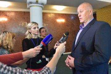 Владимир Ушаков рассказал на экоконференции в Норильске о статусе реализации серного проекта