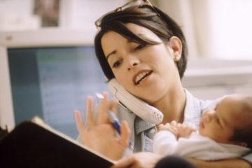 Норильчанки, находящиеся в отпуске по уходу за ребенком, могут получить новую профессию или повысить квалификацию