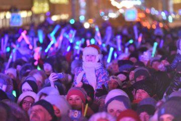"""Александр Рюмин: """"Завершающее юбилейный для компании год мероприятие было призвано вывести городские праздники на принципиально новый уровень"""""""