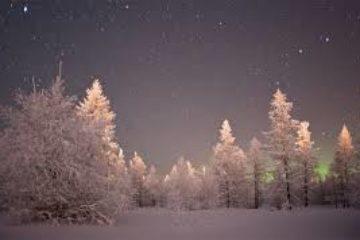 Полярная ночь наступила в Норильске