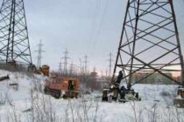 Директор Заполярного филиала Александр Рюмин провел совещание по повышению надежности электроснабжения города Дудинки
