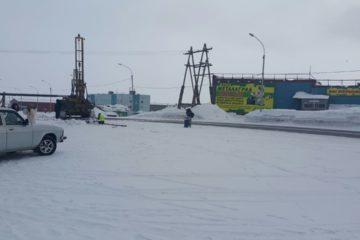 Начались работы по реконструкции моста в районе норильского Хлебозавода