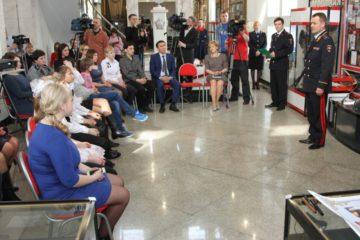 Более 70 писем о добрых делах и храбрых поступках юных жителей края поступило в полицию региона
