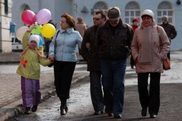 День весны и труда отметят во всех районах Норильска