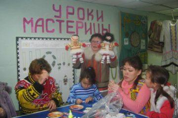 """Проект """"Культура. Игрушка. Творчество"""", получивший грант """"Норникеля"""", запускают в Волочанке"""