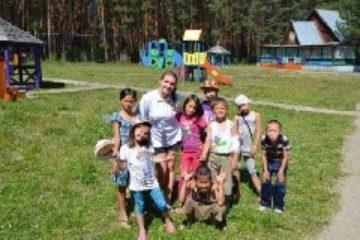 """283 юных таймырца отправились на отдых в оздоровительный лагерь """"Солнечный -1"""" поселка Тесь"""