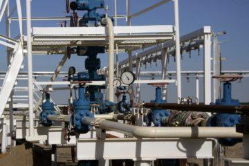 """В """"Таймыргазе"""" строятся эксплуатационные газовые скважины на Пеляткинском газоконденсатном месторождении"""