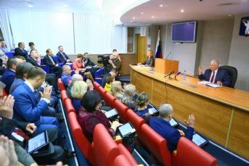 Депутаты Норильского Горсовета утвердили отчет об исполнении бюджета за прошлый год