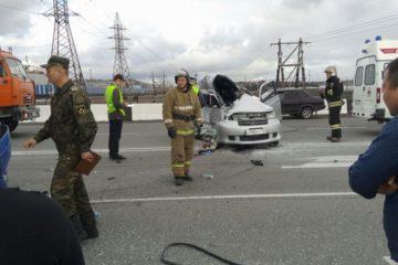 Норильчанка погибла в утреннем ДТП с автобусом