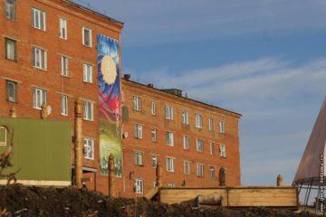 Новый выставочный сезон открывается в Дудинке сегодня экспозицией норильской художницы