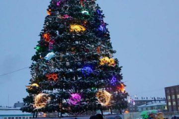 Проект обустройства снежного городка в Дудинке вынесут на обсуждение общественности