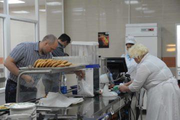 Оборот общественного питания растет в Красноярье