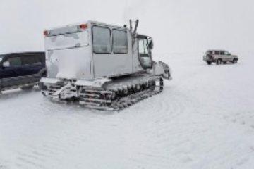 Самую северную ледовую переправу открыли на Таймыре