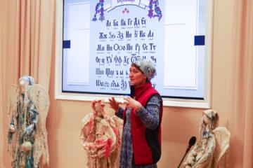 Сразу три мастер-класса провели для воспитателей и учителей в Духовно-просветительском центре Норильской епархии