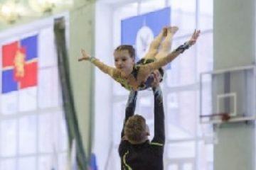 Таймырские спортсмены примут участие в окружных соревнованиях по спортивной акробатике