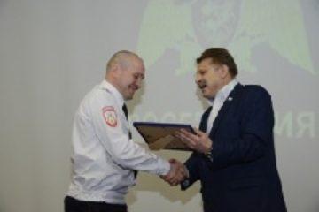 Сотрудники таймырского подразделения войск нацгвардии получили ведомственные награды и благодарности
