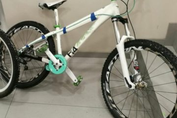 Кражу дорогостоящего велосипеда оперативно раскрыли в Норильске благодаря информации, разосланной в интернет-сообществах и мессенджерах