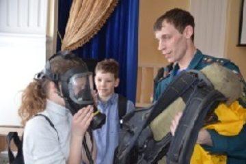 Месячник пожарной безопасности детей проходит на Таймыре