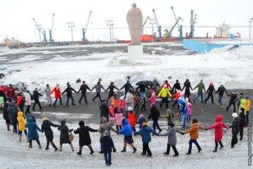Жителей Дудинки приглашают присоединиться к вечернему флешмобу, приуроченному к Международному дню танца