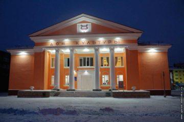 Здания учреждений культуры обновляют к юбилею Дудинки