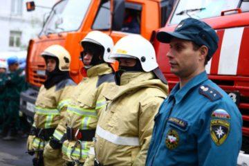 """""""Пожар"""" устроили на стратегически важном объекте Норильска"""