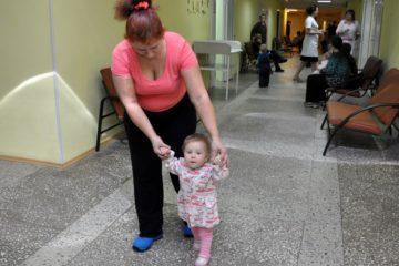 Все узкие специалисты будут принимать маленьких норильчан в поликлинике на Бегичева,24А