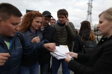 """Около 100 молодых специалистов """"Норникеля"""" сыграли в квест """"Ночь в городе N"""""""