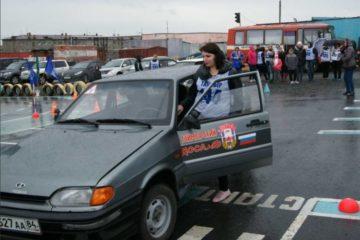 Лучшую автоледи выберут в Дудинке