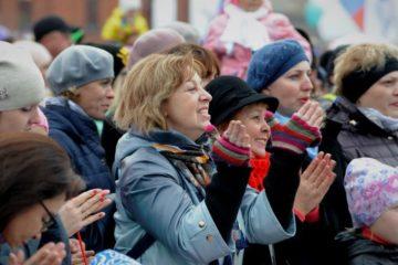 Юбилейные торжества в Дудинке выходят на финишную прямую