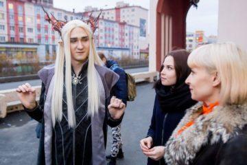 Герои фэнтези съезжаются в Норильск