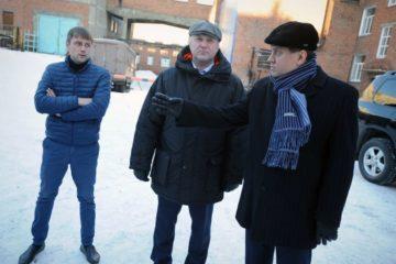 Муниципальные контракты на фасадные работы в Норильске планируют заключать раньше