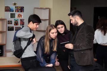 """Второй мастер-класс из цикла """"Школа блогеров"""" состоится в Норильске в воскресенье"""