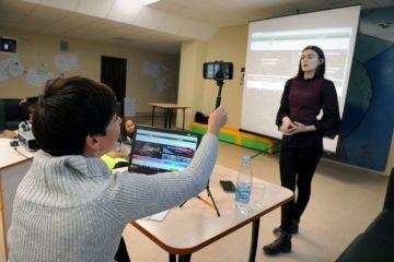 """""""Школа блогеров"""" открылась в Норильске"""