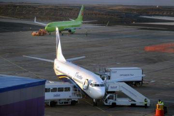 Норильский аэропорт будет принимать самолеты типа Boeing 737-800 в период третьего этапа реконструкции ВПП