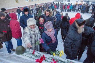 Митинг, посвященный Дню неизвестного солдата, пройдет на Таймыре