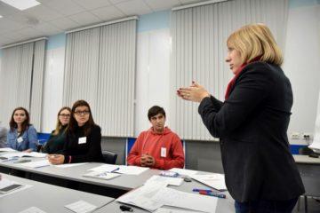 Обучающая программа для волонтеров Универсиады-2019 стартовала в Норильске