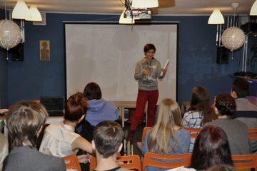 """Слушатели норильской """"Школы блогеров"""" узнали, как искать истории для блога и писать тексты"""