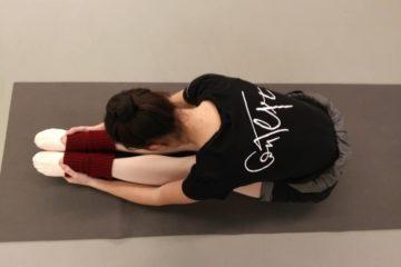 Студенты Норильского колледжа искусств обучаются в танцевальной студии в Санкт-Петербурге