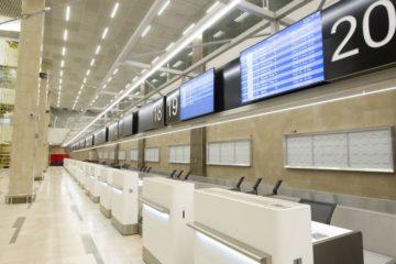 """Первым рейсом из обновленного аэропорта """"Красноярск"""" станет Y-217 авиакомпании NordStar в Норильск"""