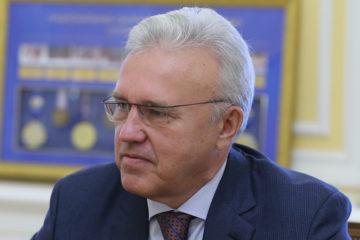 Врио губернатора края вошел в состав совета при президенте по развитию физкультуры и спорта