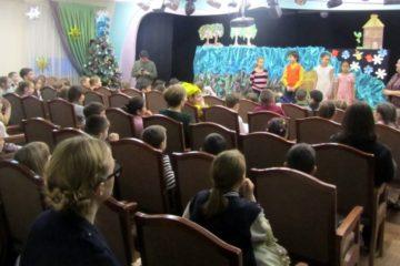 """Семейный кукольный театр """"Золотой ключик"""" появится в Дудинке"""
