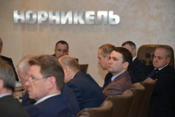 """Подведены итоги прошлогодней работы блока корпоративной защиты """"Норникеля"""""""